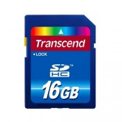 Карта памяти Transcend SDHC 16 GB (CLASS 10)