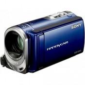 Видеокамера Sony DCR-SX44E blue